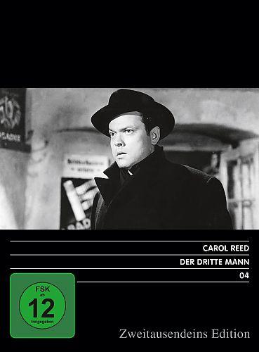 Der dritte Mann. Zweitausendeins Edition Film 04. für 7,99€