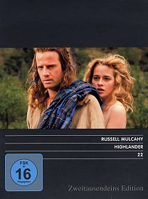 Highlander. Zweitausendeins Edition Film 22. für 7,99 €