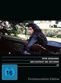 Der Kontrakt des Zeichners. Zweitausendeins Edition Film 23. für 9,99€