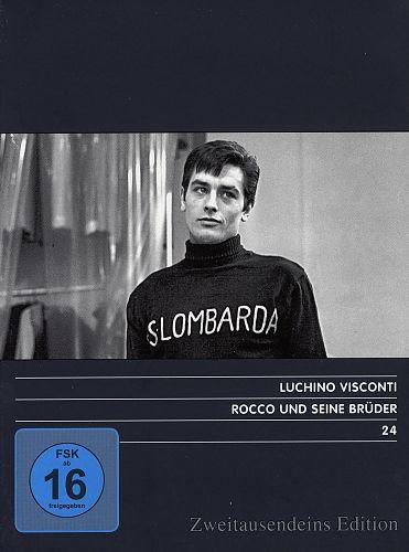 Rocco und seine Brüder. Zweitausendeins Edition Film 24. für 7,99€