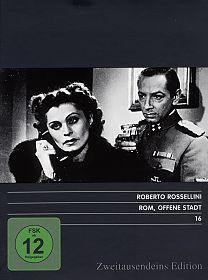 Rom, offene Stadt. Zweitausendeins Edition Film 16. für 7,99€