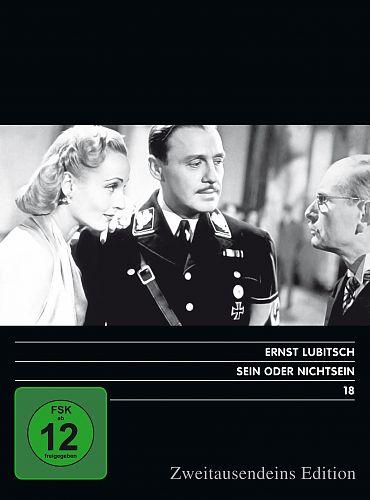 Sein oder Nichtsein. Zweitausendeins Edition Film 18. für 7,99€