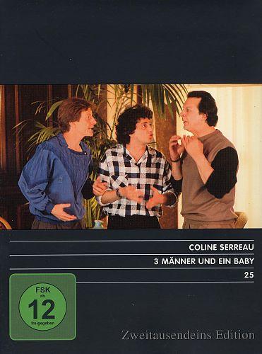 Drei Männer und ein Baby. Zweitausendeins Edition Film 25. für 9,99€