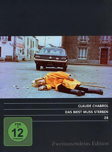 Das Biest muss sterben. Zweitausendeins Edition Film 28. für 7,99€