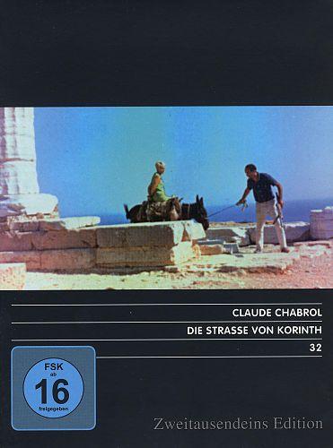 Die Straße von Korinth. Zweitausendeins Edition Film 32. für 7,99€