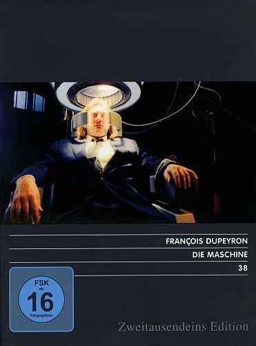 Die Maschine. Zweitausendeins Edition Film 38. für 7,99€