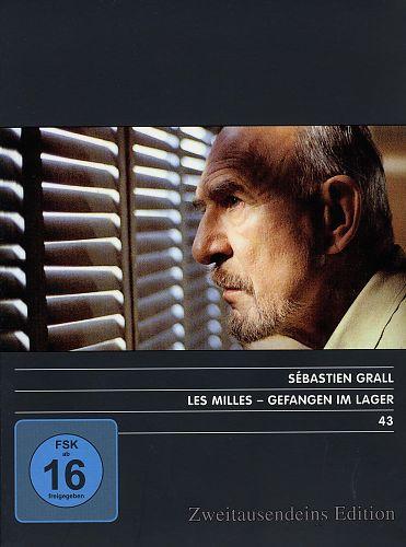 Les Milles - Gefangen im Lager. Zweitausendeins Edition Film 43. für 7,99€