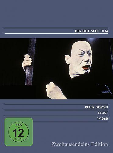 Faust - Zweitausendeins Edition Deutscher Film 11960. für 7,99€
