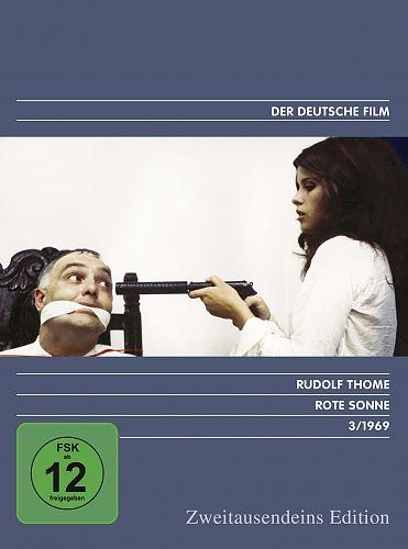 Rote Sonne - Zweitausendeins Edition Deutscher Film 31969. für 7,99€
