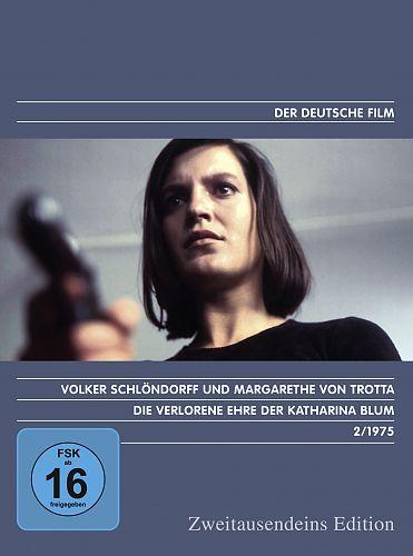 Die verlorene Ehre der Katharina Blum - Zweitausendeins Edition Deutscher Film 21975. für 7,99€