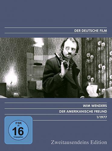 Der amerikanische Freund - Zweitausendeins Edition Deutscher Film 11977. für 9,99€