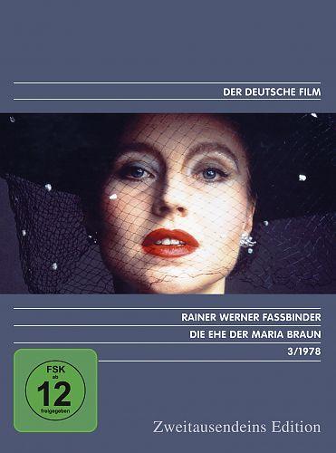 Die Ehe der Maria Braun - Zweitausendeins Edition Deutscher Film 31978. für 9,99€