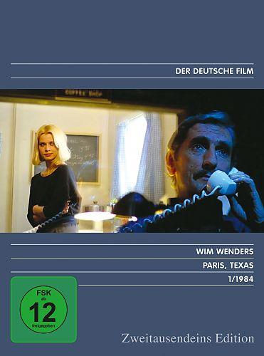 Paris, Texas - Zweitausendeins Edition Deutscher Film 11984. für 7,99€