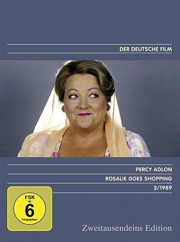 Rosalie Goes Shopping - Zweitausendeins Edition Deutscher Film 21989. für 7,99€