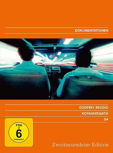 Koyaanisqatsi. Zweitausendeins Edition Dokumentation 04. für 7,99€