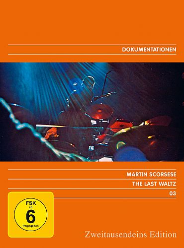 The Last Waltz. Zweitausendeins Edition Dokumentationen 03. von The Band für 9,99 €