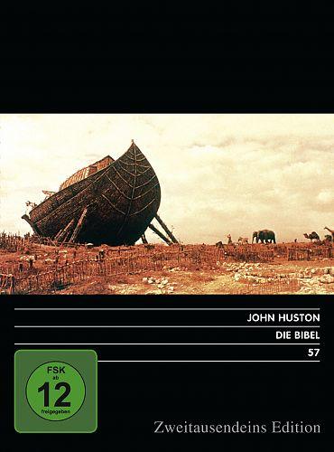 Die Bibel. Zweitausendeins Edition Film 57. für 7,99€