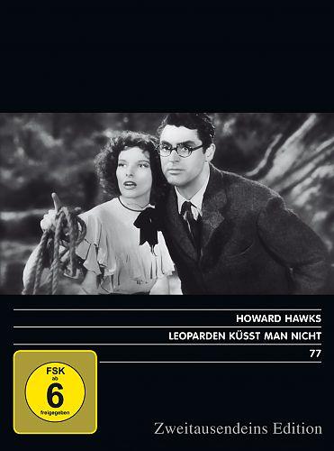 Leoparden küsst man nicht. Zweitausendeins Edition Film 77. für 9,99€