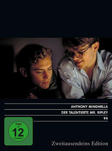 Der talentierte Mr. Ripley. Zweitausendeins Edition Film 94. für 7,99€