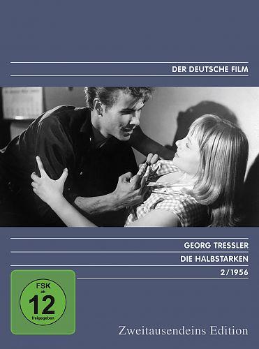 Die Halbstarken - Zweitausendeins Edition Deutscher Film 21956. für 7,99€