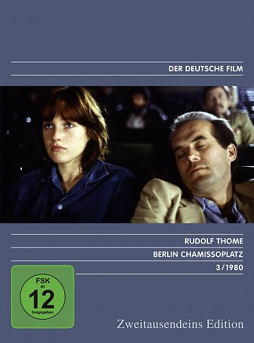 Berlin Chamissoplatz - Zweitausendeins Edition Deutscher Film 31980. für 7,99€