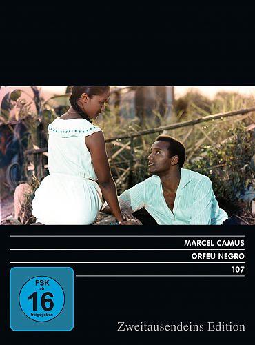 Orfeu Negro. Zweitausendeins Edition Film 107. für 9,99€