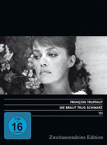 Die Braut trug schwarz. Zweitausendeins Edition Film 111. für 9,99€