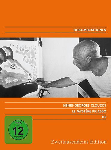 Le Mystère Picasso. Zweitausendeins Edition Dokumentationen 05. für 9,99€