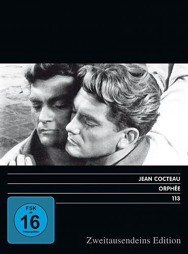 Orphée. Zweitausendeins Edition Film 113. für 7,99€