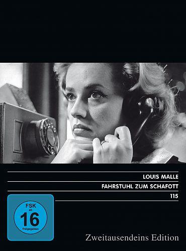 Fahrstuhl zum Schafott. Zweitausendeins Edition Film 115. für 9,99€
