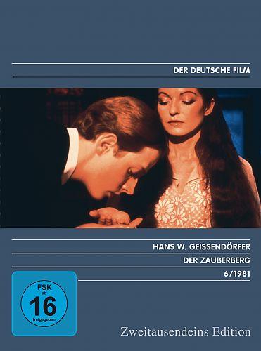 Der Zauberberg - Zweitausendeins Edition Deutscher Film 61981. für 7,99€