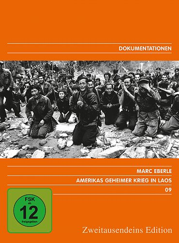 Amerikas geheimer Krieg in Laos. Zweitausendeins Edition Dokumentation 09. für 7,99€