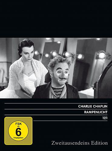 Rampenlicht. Zweitausendeins Edition Film 121. für 7,99€