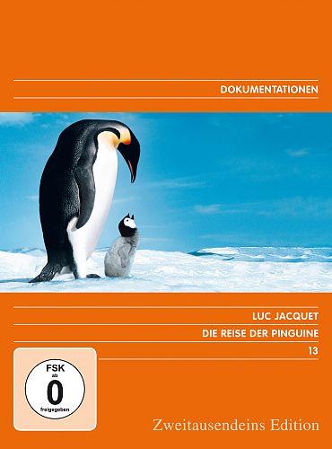 Die Reise der Pinguine. Zweitausendeins Edition Dokumentationen 13. für 7,99€