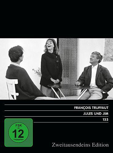 Jules und Jim. Zweitausendeins Edition Film 133. für 7,99€
