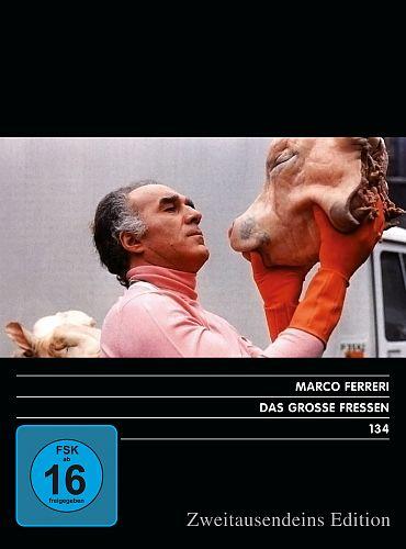 Das große Fressen. Zweitausendeins Edition Film 134. für 7,99€
