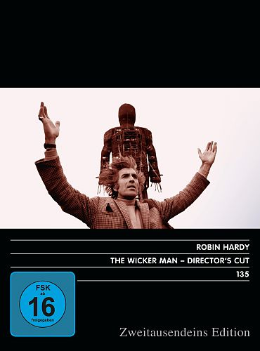 The Wicker Man - Directors Cut. Zweitausendeins Edition Film 135. für 7,99 €