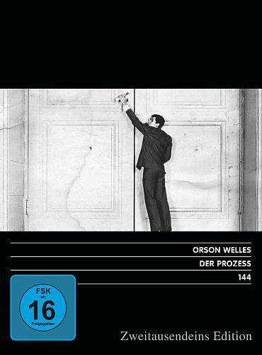 Der Prozess. Zweitausendeins Edition Film 144. für 7,99€