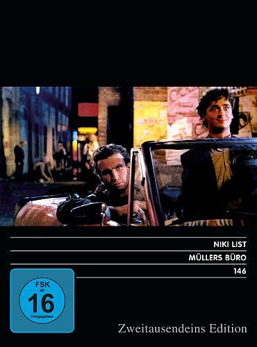 Müllers Büro. Zweitausendeins Edition Film 146. für 9,99€