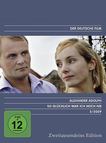 So glücklich war ich noch nie - Zweitausendeins Edition Deutscher Film 32009. für 7,99€