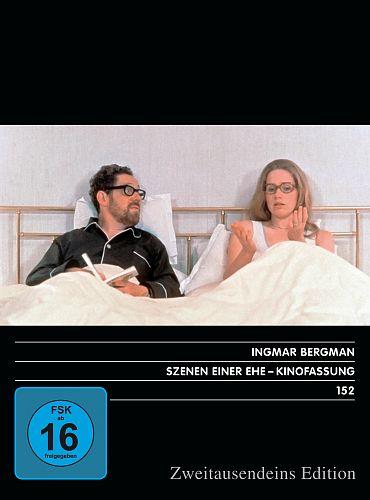 Szenen einer Ehe - Kinofassung. Zweitausendeins Edition Film 152. für 9,99€