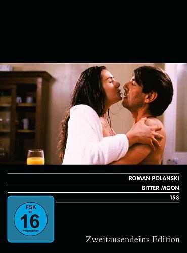 Bitter Moon. Zweitausendeins Edition Film 153. für 9,99€