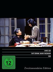Eat drink man woman. Zweitausendeins Edition Film 155. für 9,99 €