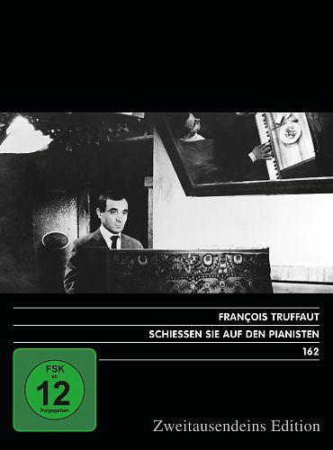 Schießen Sie auf den Pianisten. Zweitausendeins Edition Film 162. für 9,99€