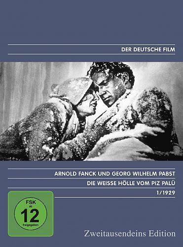 Die weisse Hölle vom Piz Palü - Zweitausendeins Edition Deutscher Film 11929. für 9,99€