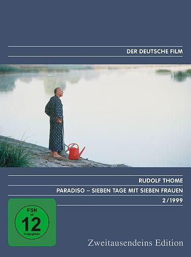 Paradiso - Sieben Tage mit sieben Frauen - Zweitausendeins Edition Deutscher Film 21999. für 7,99€