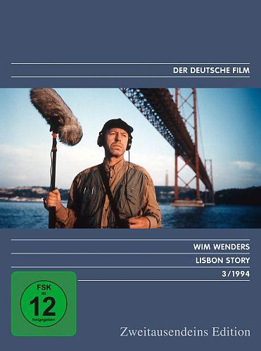 Lisbon Story - Zweitausendeins Edition Deutscher Film 31994. für 9,99€