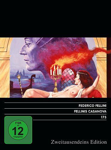 Fellinis Casanova. Zweitausendeins Edition Film 173. für 9,99€