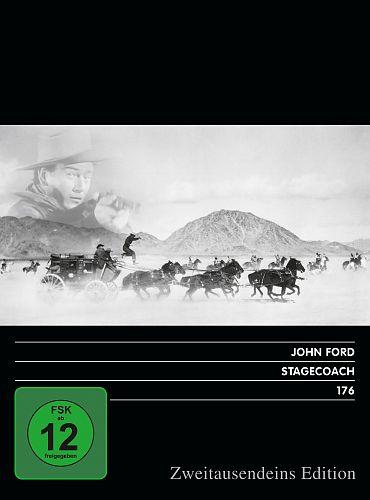 Stagecoach Ringo. Zweitausendeins Edition Film 176. für 9,99€