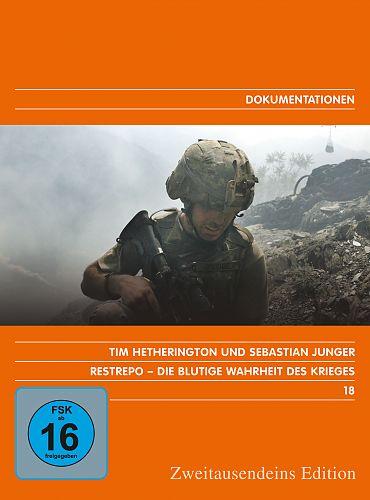 Restrepo. Zweitausendeins Edition Dokumentation 18. für 7,99€